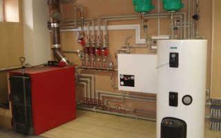 Электрокотел для отопления и горячего водоснабжения частного дома
