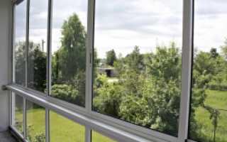 Алюминиевый профиль для остекления балкона своими руками