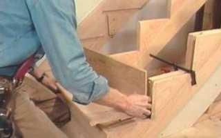 Как сделать лестницу на второй этаж своими руками из дерева фото чертежи