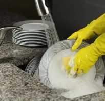 Чем мыть посуду на даче без водопровода