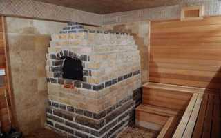 Банные печи с закрытой каменкой для русской бани своими руками