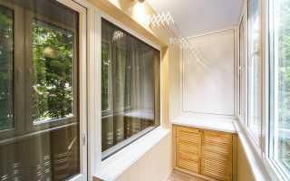 Балкон лоджия отделка пвх своими руками