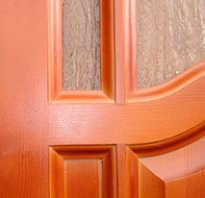 Установка своими руками филенчатой двери