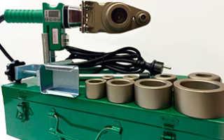 Аппарат для сварки полипропиленовых труб kern welder r63e