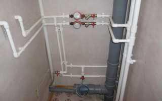 Водопровод в частном доме своими руками из полипропилена видео