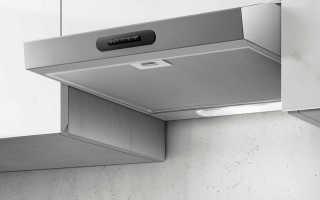Что нужно для установки вытяжки на кухне с отводом в вентиляцию