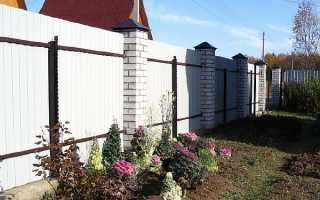 Как должен быть забор на саду по закону