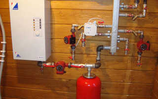 Электрокотел для отопления частного дома монтаж своими руками