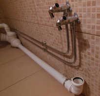 Чем лучше провести водопровод в квартире