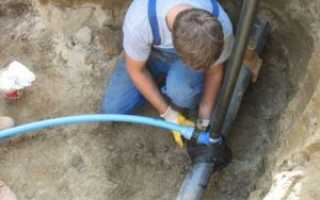 Штраф за незаконное подключение к водопроводу частного дома