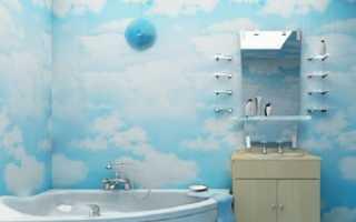 Стены в ванной из пластиковых панелей своими руками видео