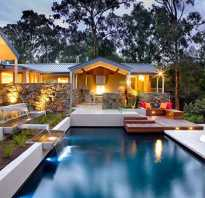Дизайн бассейна на даче своими руками фото