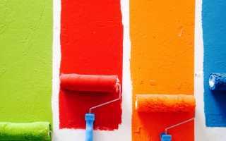 В какой цвет можно покрасить забор фото