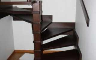Видео поворотные лестницы на второй этаж своими руками