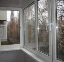 Отделка балконов под ключ в твери