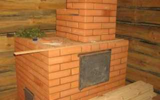 Строительство бани и печи к ним