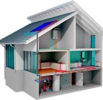 Энергосберегающие электрические системы отопления для частного дома