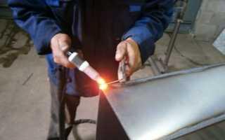 Максимальная толщина металла для сварки полуавтоматом