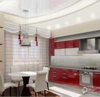 Что можно сделать с потолком на кухне своими руками