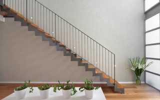 Балясины для лестницы из металла своими руками