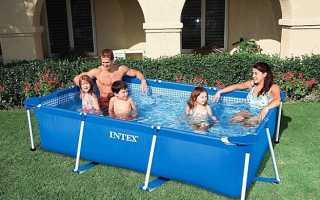 Из какого материала выбрать бассейн
