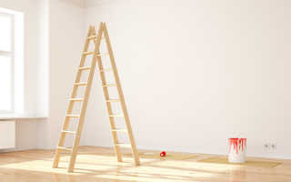 Как сделать лестницу стремянку из профиля своими руками