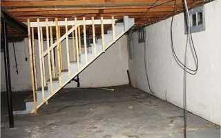Как сделать лестницу на второй этаж в гараже своими руками из дерева