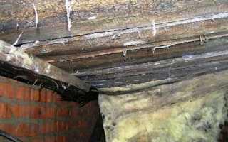 Бетонный пол и вентиляция в доме