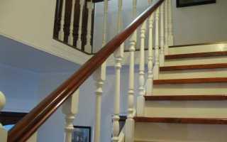 Балясины для лестницы своими руками фото