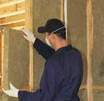 Утепление стен в старом деревянном доме изнутри своими руками