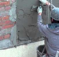 Штукатурка стен своими руками на улице фото