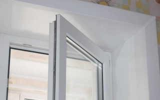 Как сделать откосы из пластика на окно и дверь балкона