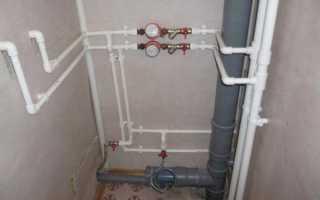 Водопровод в частном доме своими руками из полипропилена фото