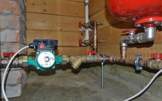 Автономное отопление давление в закрытой системе отопления