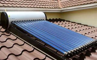 Энергия солнца для отопления дома своими руками