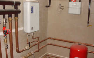 Электрокотел для отопления дома и его подключение схема