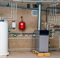 Элементы системы отопления частного дома и последовательность их монтажа