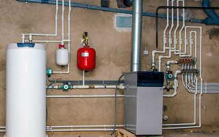 Что нужно для отопления и водоснабжения в частном доме