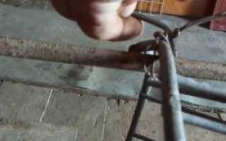 Хомуты из арматуры для фундамента своими руками