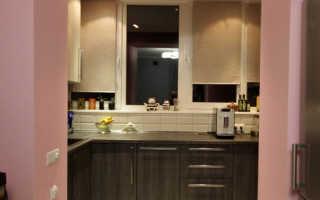 Балкон с кухни как сделать ремонт