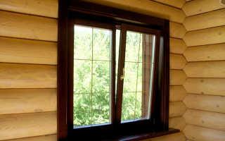 Вставляем деревянное окно своими руками