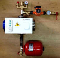 Электрокотлы для отопления частного дома 220 вольт 8 квт