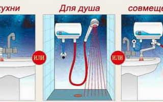 Что лучше для горячего водоснабжения дома