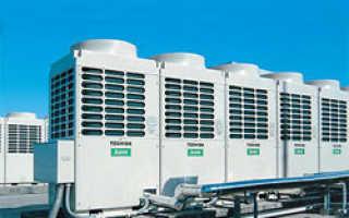 Централизованная система вентиляции и кондиционирования это