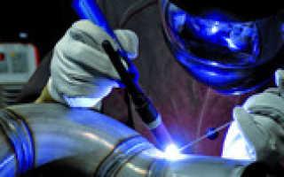 Механизированная аргонодуговая сварка неплавящимся электродом