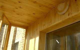 Как сделать подвесной потолок из панелей на балконе