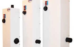 Электрокотлы отопления для частного дома протерм 9 квт