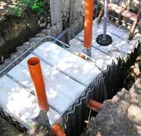 Я провел водопровод и канализацию в частном доме