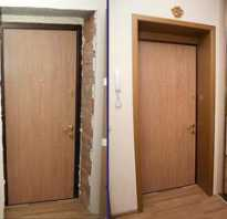 Чем обклеить входную дверь изнутри
