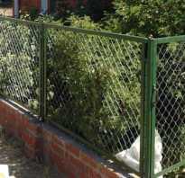 Как дешево сделать забор для дома